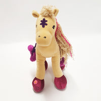 GROOVY GIRLS doll Calypso Callie Horse with Saddle