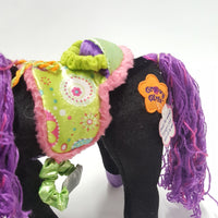 GROOVY GIRLS doll Midnight Star Horse, Sounds