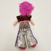 GROOVY GIRLS doll  - Hot Pink Hair