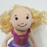 GROOVY GIRLS Doll Blonde curls Mermaid MYRA