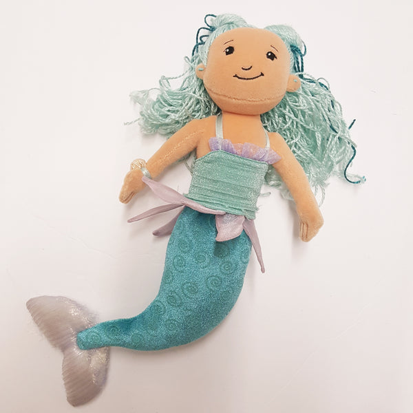 GROOVY GIRLS Doll Dreamtastic Blue Mermaid