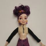 Disney Descendants Mal Doll  (D01-01)