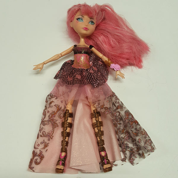 Ever After High Thronecoming CA Cupid Doll  (D03-08)