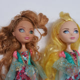 Two Ever After High Dolls   (D03-12)