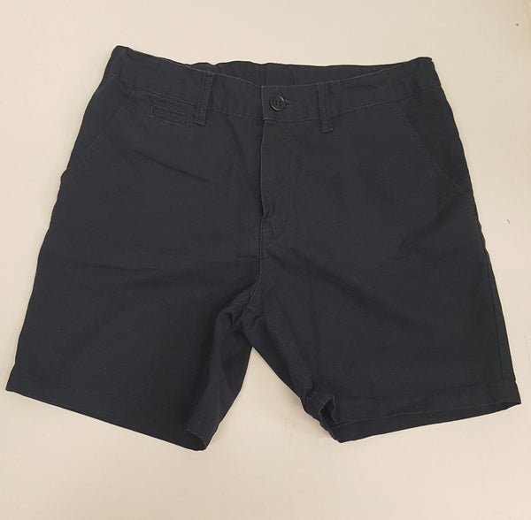 H & M Navy Blue Shorts Girls  size 11-12Y