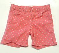 Gap Kids 1969 Midi DOTS Shorts size 10 regular with adjustable straps
