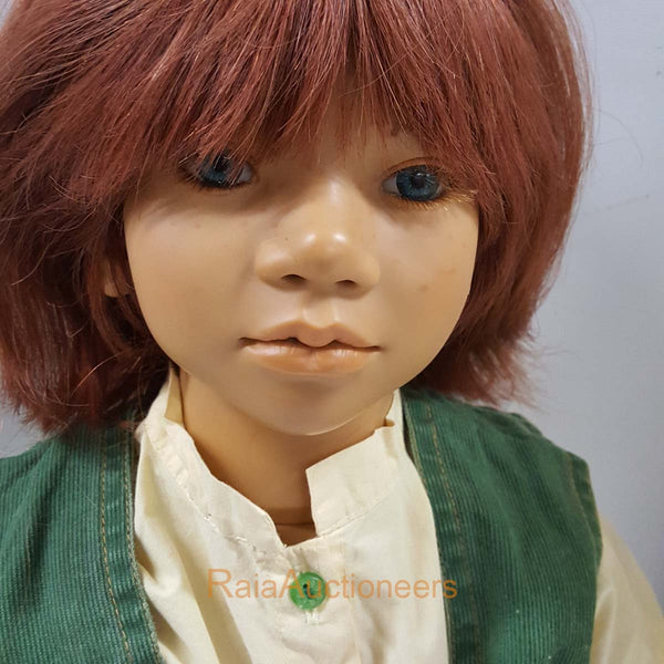 ANNETTE HIMSTEDT Melvin Doll, Children Together Collection