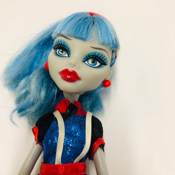 Monster High Doll GHOULIA YELPS  (D03-24)