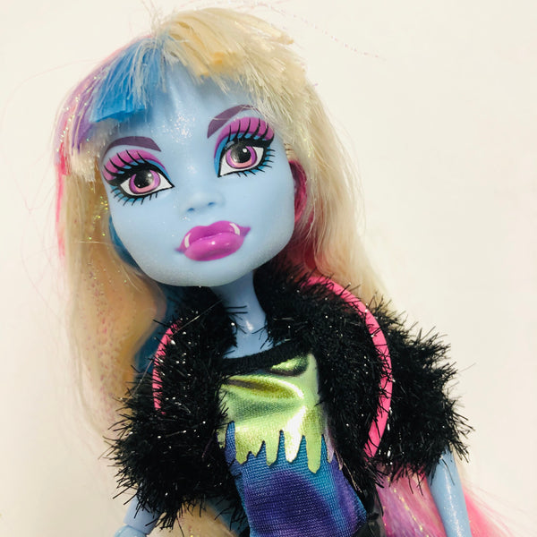 Monster High Doll ABBEY BOMINABLE  (D03-21)