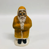 Folk Art Belsnickel Santa Claus