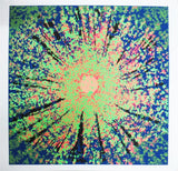 Serigraph by Jon D'Orazio  titled Radiance