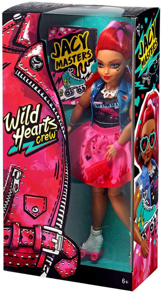 WILD HEARTS CREW Jacy Masters with Style Accessories