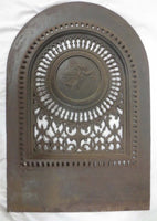 J.L. Mott Ironworks NY Cast Iron Fireplace Grill