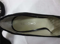 Kokomo BLACK Patent Leather Stiletto Heel Shoes  size 35
