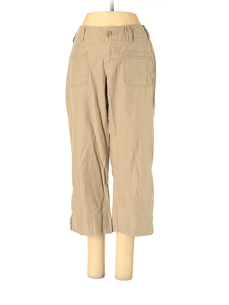 The North Face Khaki Capri size 4