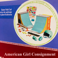 *NEW* American Girl Doll Skate Park Set in Box Truly Me  **LOCAL PICK UP ONLY **