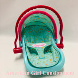 American Girl Doll Bitty Baby Carrier Seat    ****LOCAL PICK UP ONLY (READ)****