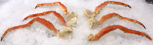 Frozen Red King Crab Legs 1 lb