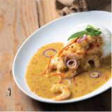 THAI COCONUTS CURRY CULINARY CREATION