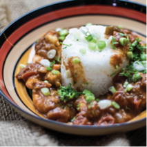 Étouffée Culinary Creation