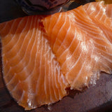 SMOKED SALMON NORWAY SLICED 3 LB
