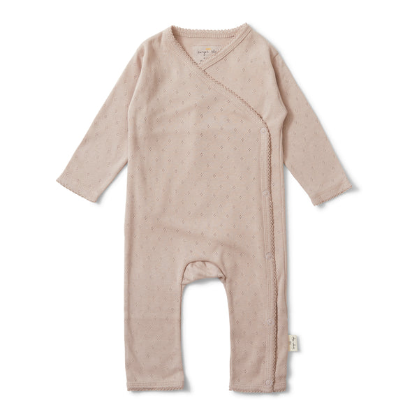 Konges Sløjd newborn pakje Minnie rose grey