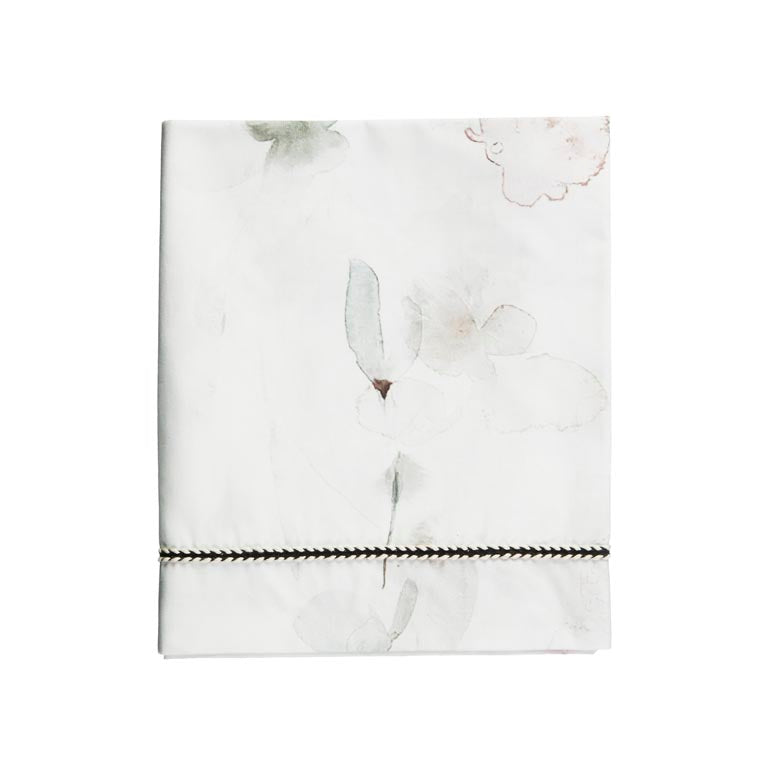 Mies & Co wieglaken forever flower offwhite