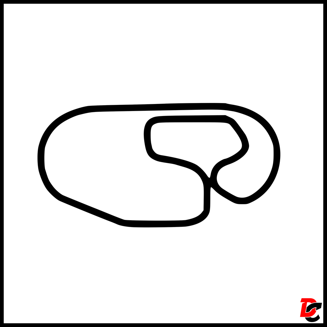Charlotte Motor Speedway Road Course