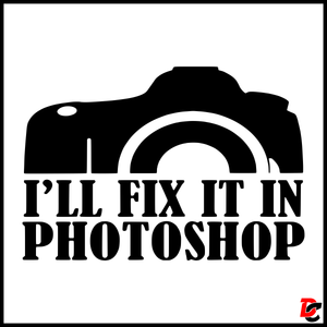 Fix It In PhotoShop