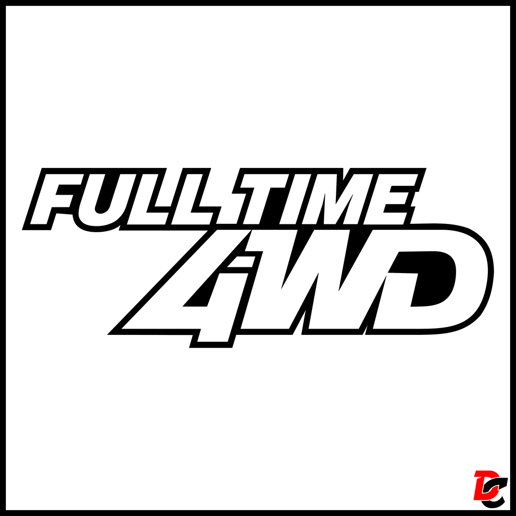 Full Time 4WD