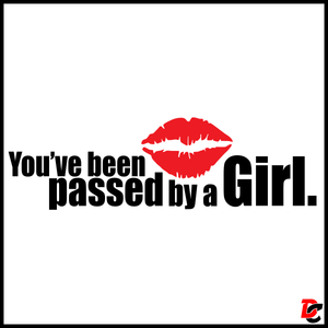 Passed By A Girl