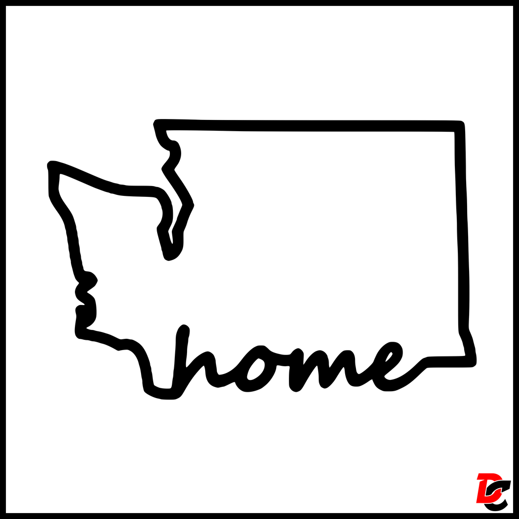 Washington Is Home