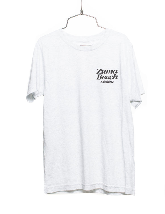 Zuma Beach Youth Tri-Blend Tee