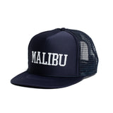 Malibu Youth High Crown Foam Trucker