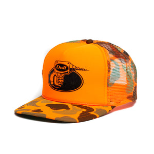 Hand Drill High Crown Foam Trucker
