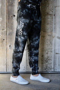 Outline Men's Tie Dye Sweatpants