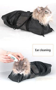 Multipurpose Cat Grooming Bag