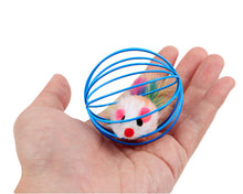 Load image into Gallery viewer, 1Pc Cat Toys Hollow Ball