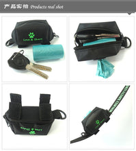 Load image into Gallery viewer, Portable Dog Poop Waste Bag Holder Pouch