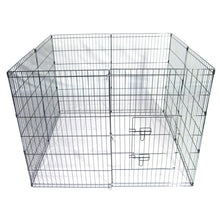 Load image into Gallery viewer, 8 Panel Portable Folding Dog Animal Pet Playpen