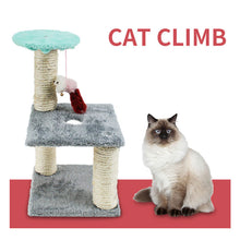 Load image into Gallery viewer, 3-Layer Cat Climbing Tree Frame