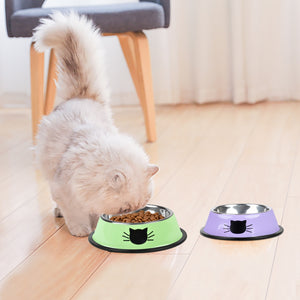 Dog Cat Bowl Stainless Steel