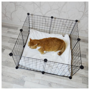 SOKOLTEC Fence Cage For Dog