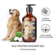 Load image into Gallery viewer, Dog Cat Shower Gel and Shampoo