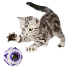 Load image into Gallery viewer, Cat Toy Ball Interactive
