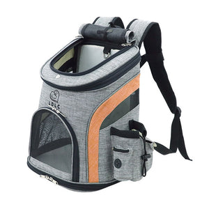 Dog & Cat Breathable Backpack