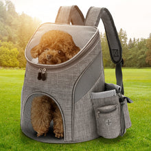 Load image into Gallery viewer, Outdoor Pet Carrying Bag, Backpack, Chest Bag