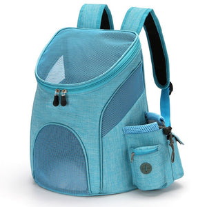 Outdoor Pet Carrying Bag, Backpack, Chest Bag
