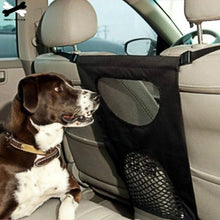 Load image into Gallery viewer, Universal Dog Rear Car Seat Isolation.