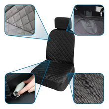 Load image into Gallery viewer, Waterproof Front Seat Cover for Cars Trucks and Suv